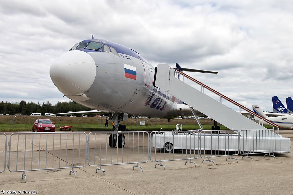 Ту-154М Комплексная летающая лаборатория (Tu-154M Integrated flying testbed)