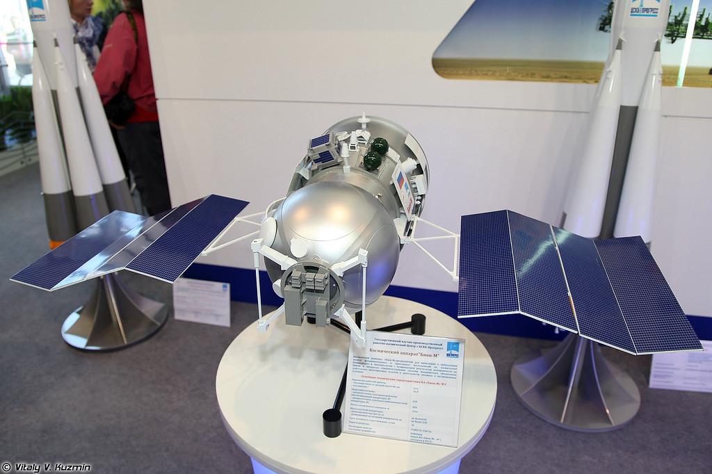 Космический аппарат Бион-М (Bion-M spacecraft)