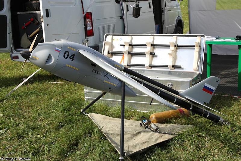БПЛА Птеро (Ptero UAV)
