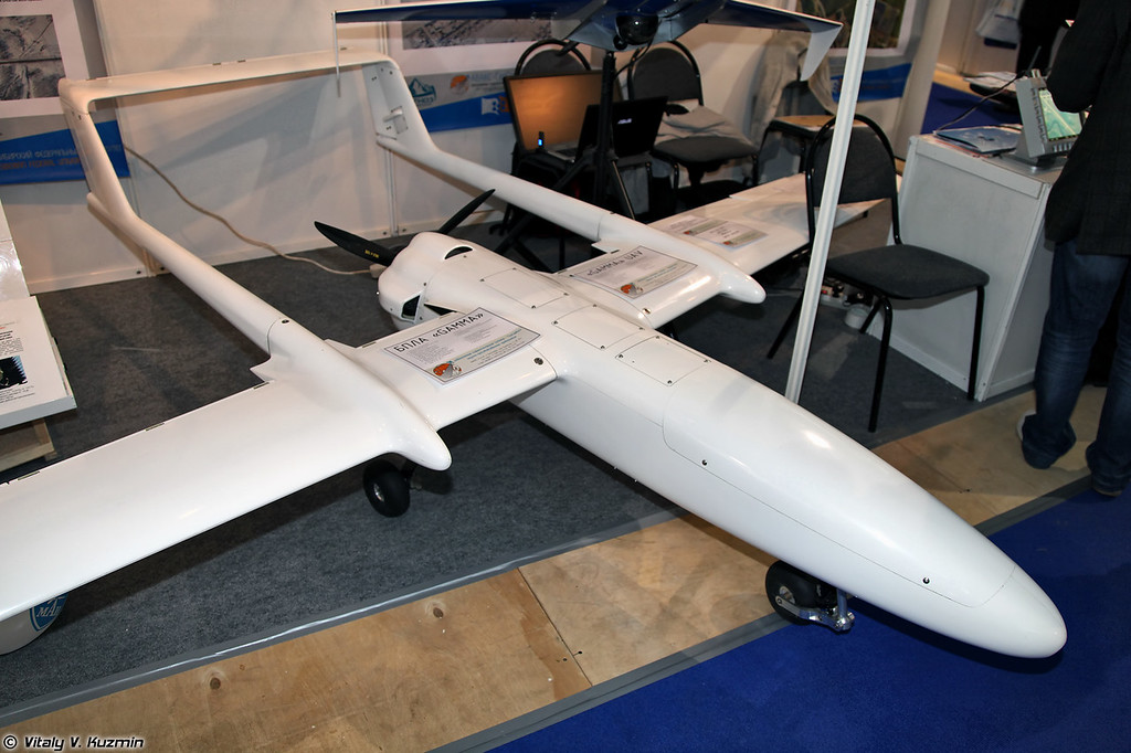 БПЛА ГАММА (GAMMA UAV)