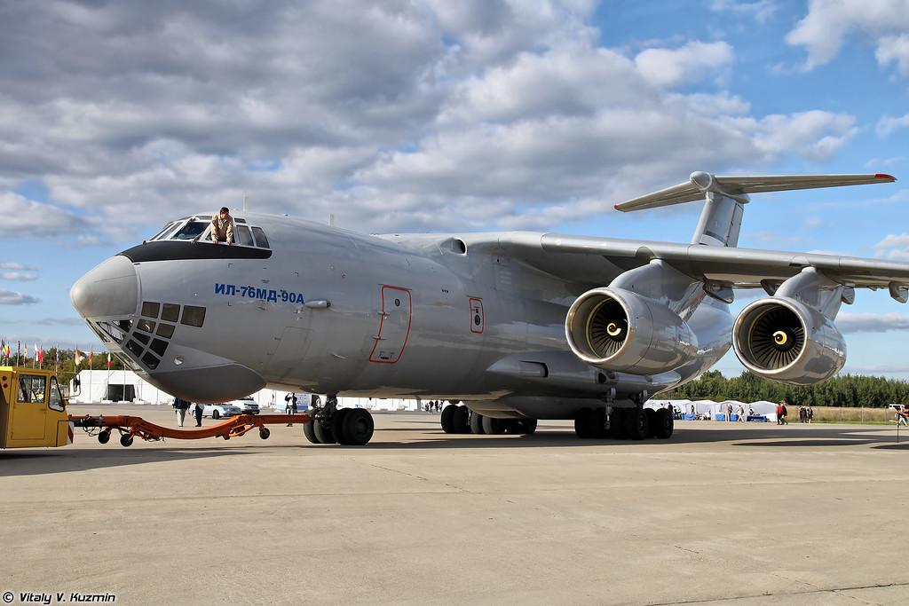 Ил-76МД-90А (IL-76MD-90A)