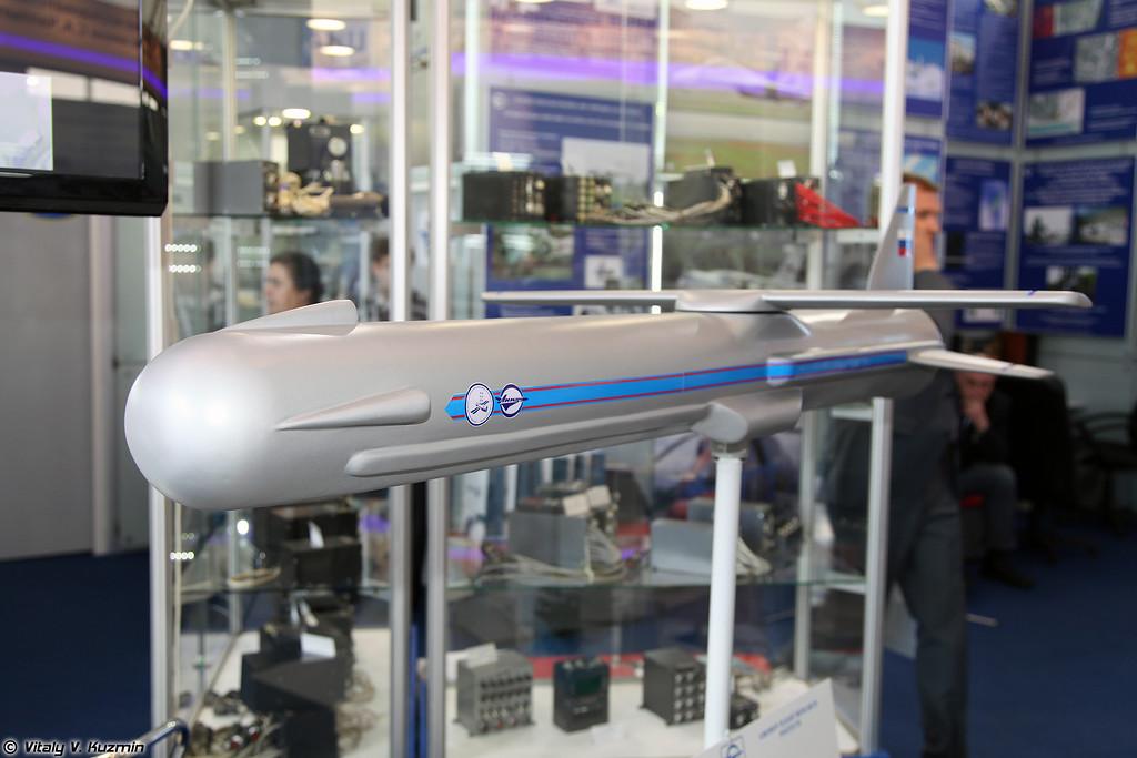 Масштабируемый летный демонстратор с прямым крылом МЛД-ПК (MLD-PK straight wing flight demonstrator)