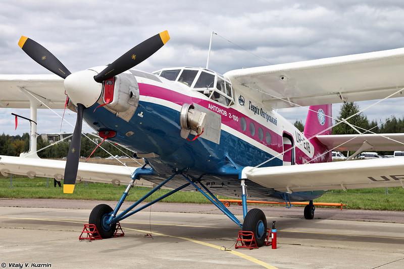 Ан-2-100 (An-2-100)