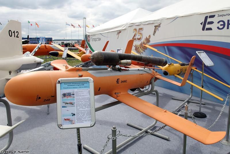 Комплекс воздушной мишени Е95 (E95 target drone)