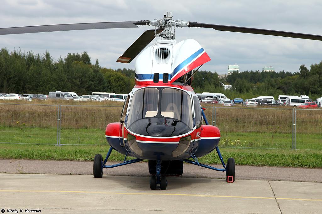 Легкий многоцелевой вертолет МСБ-2 (MSB-2 light helicopter)