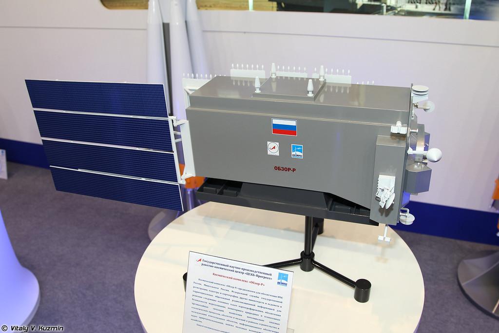 Космический аппарат Обзор-Р (Obzor-R spacecraft)