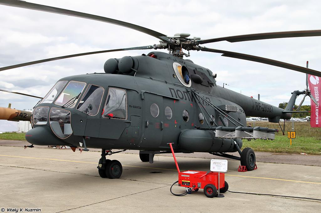 Еще один Ми-8АМТШ (Mi-8AMTSh)
