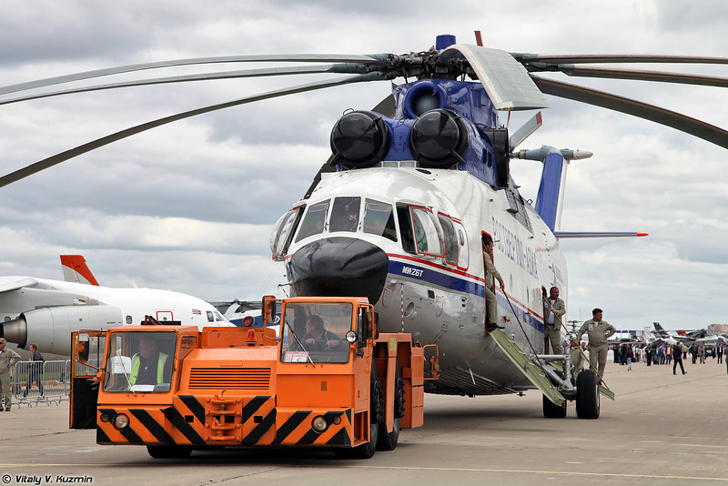 Ми-26Т (Mi-26T)