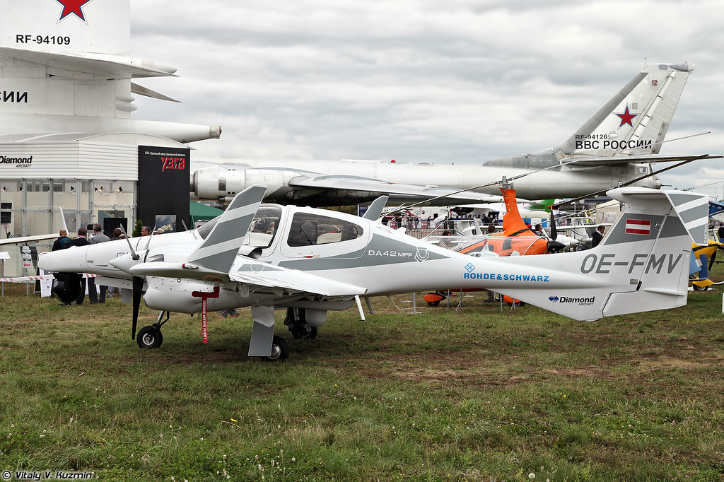 Diamond DA42 MPP Guardian