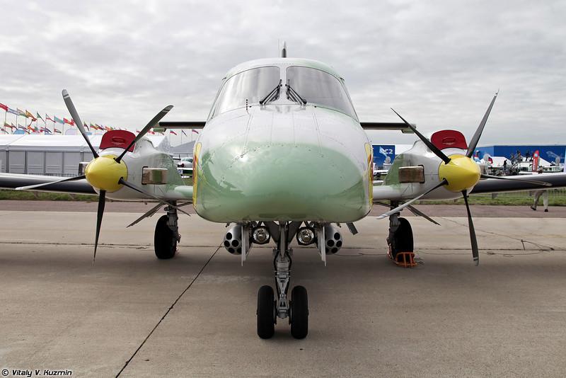 Легкий многоцелевой самолет Рысачок (Light aircraft Rysachok)