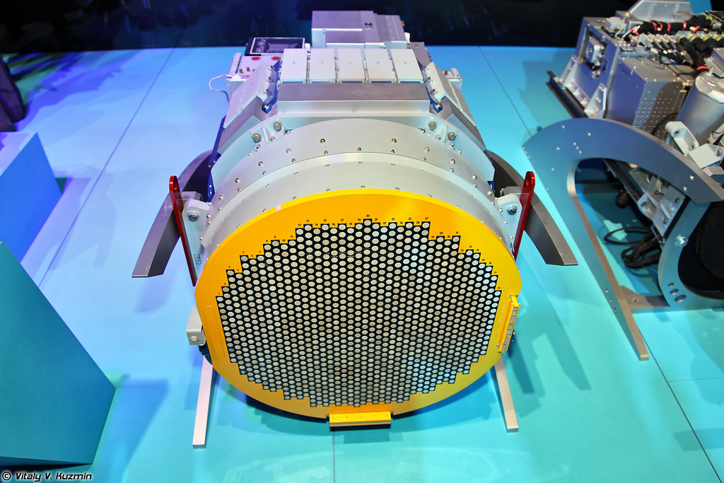 БРЛС с АФАР Жук-АЭ/FGA-29 (Zhuk-AE/FGA-29 radar)