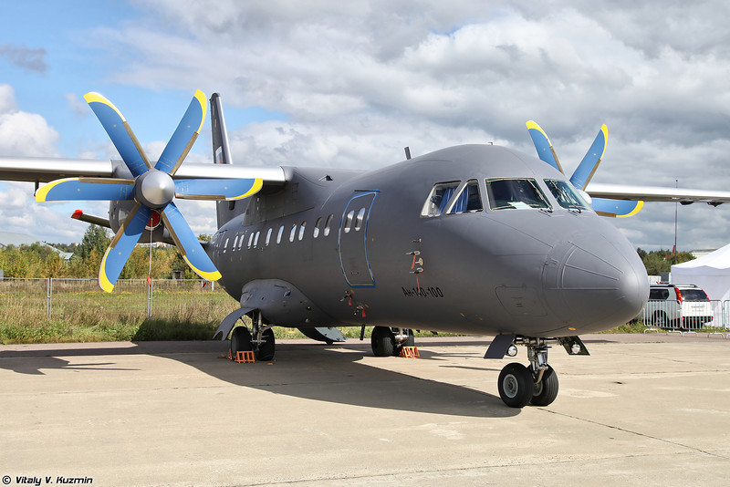 Ан-140-100 (An-140-100)