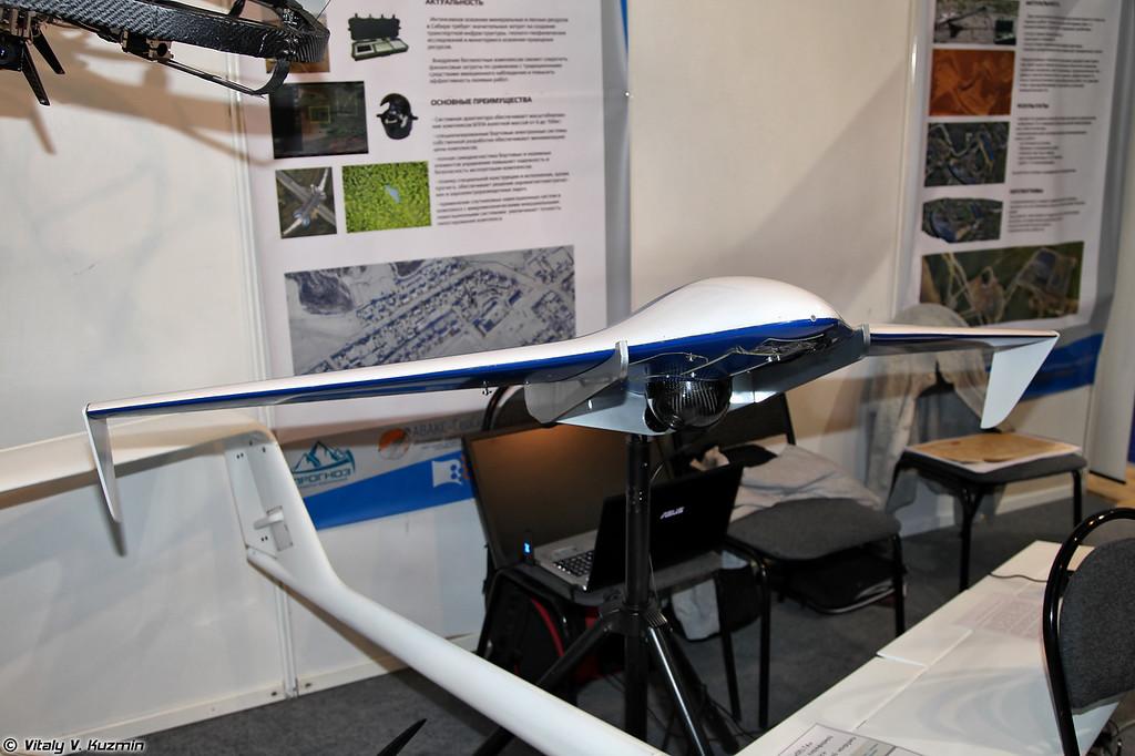 БПЛА ДЕЛЬТА (DELTA UAV)