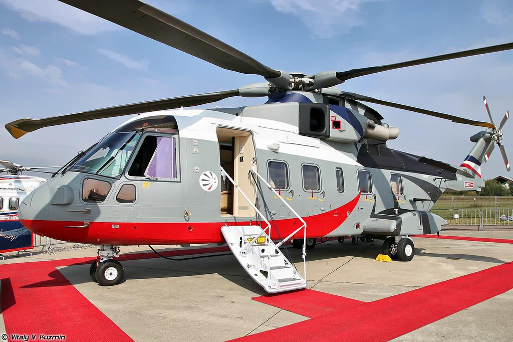 AgustaWestland AW101 VVIP