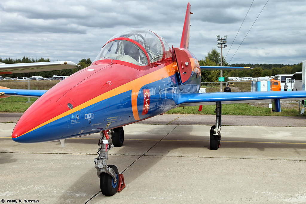 Лаборатория на базе L-39 (L-39 flying testbed)