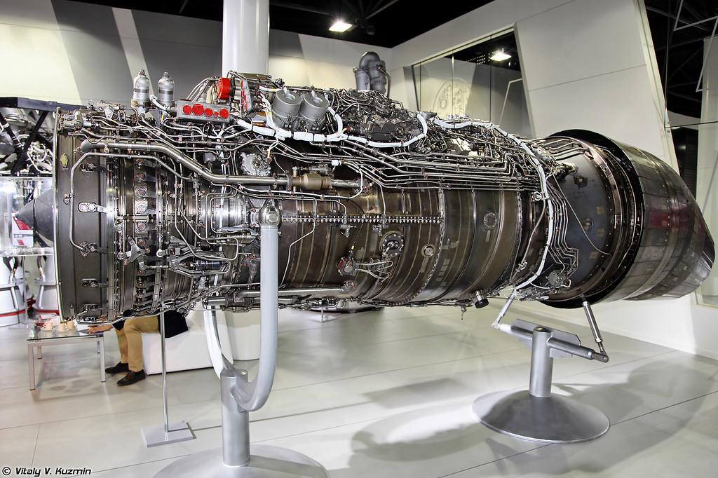 Турбореактивный двигатель Изделие 117С (117S engine)