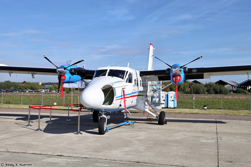 DHC-6 Twin Otter Series 400