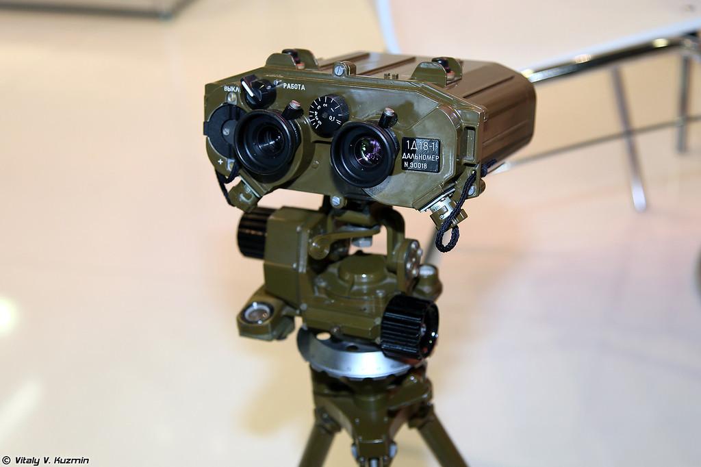 Лазерный прибор разведки ЛПР-2 1Д18-1 (Laser reconnaissance device LPR-2 1D18-1)