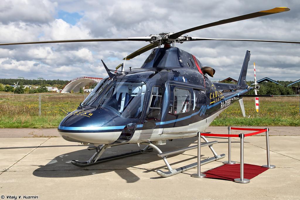AgustaWestland AW119Ke