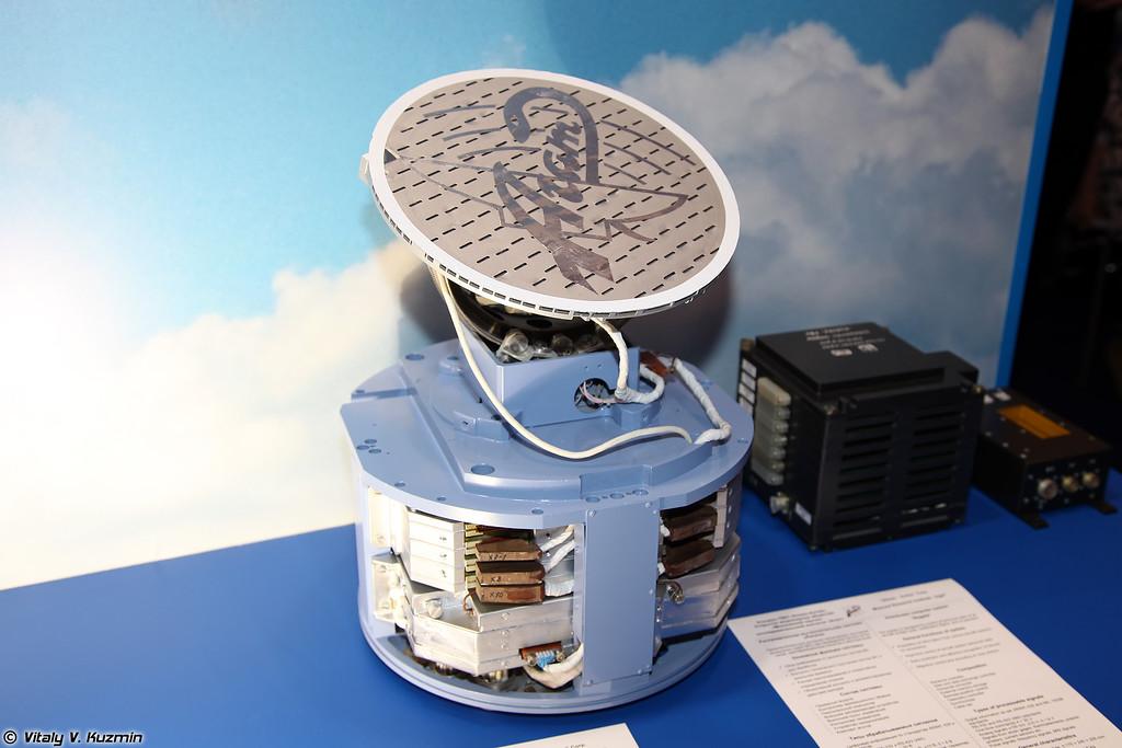 Активная радиолокационная головка самонаведения 9Б-1103М-350 (9B-1103M-350 active radar seeker head)
