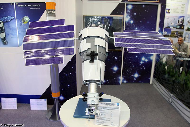 Космический аппарат Ресурс-П (Resurs-P spacecraft)
