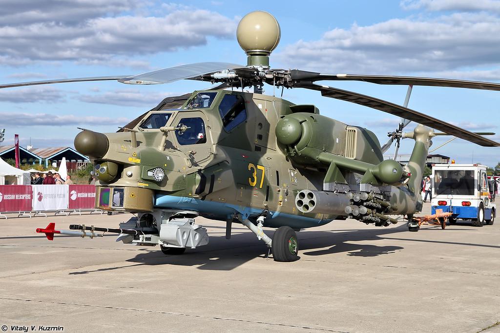 Ми-28УБ (Mi-28UB)