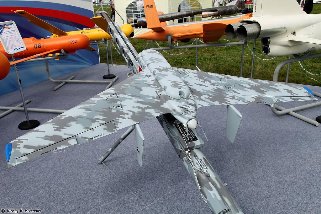 БПЛА Элерон-10СВ (Eleron-10SV)