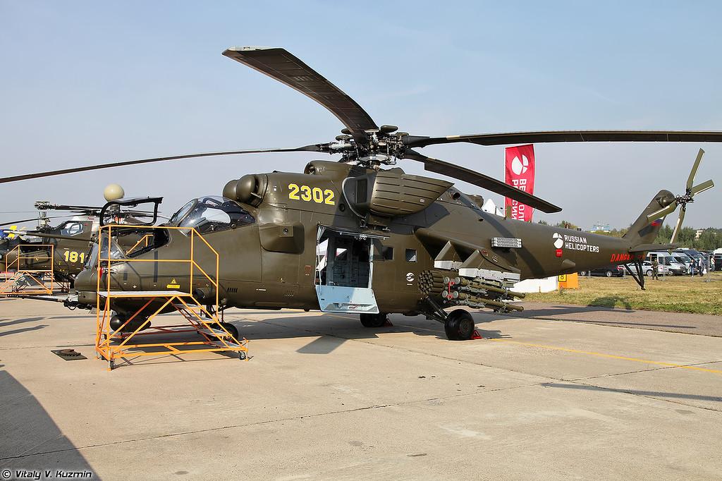 Ми-35М (Mi-35M)