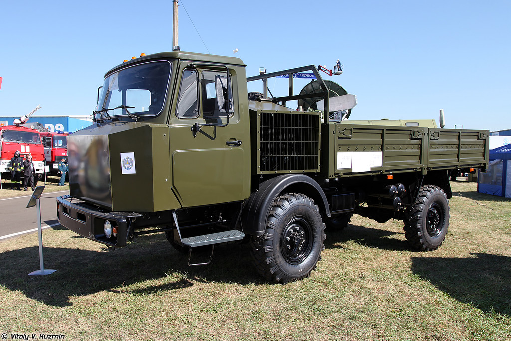 Транспортная многоцелевая машина МКМД-Т (MKMD-T cargo truck prototype)