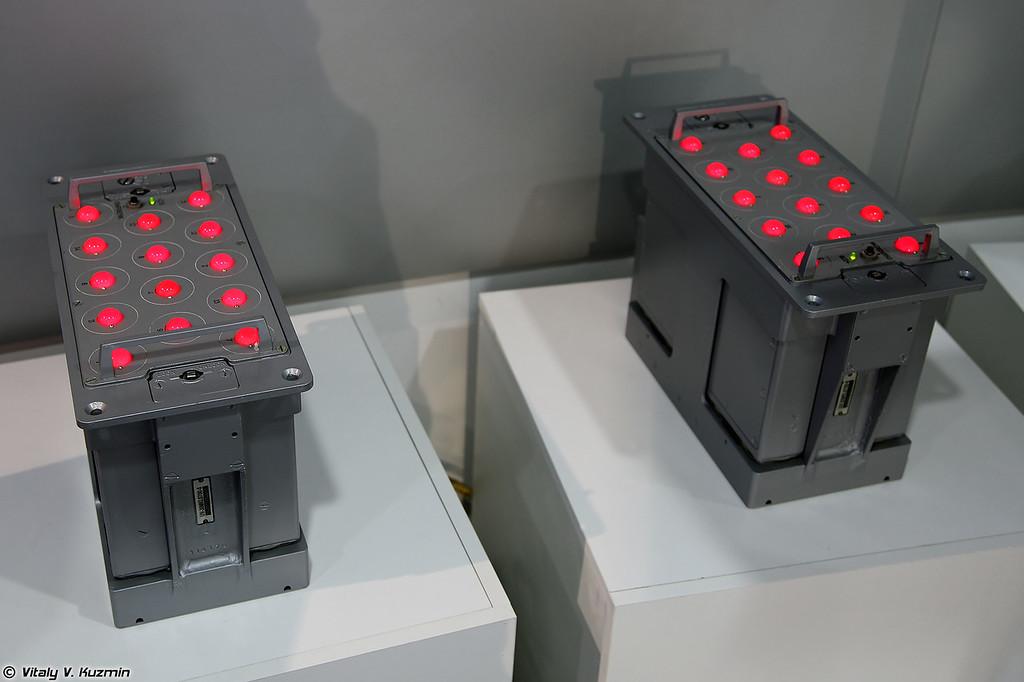 Устройство выброса пассивных помех УВ-30МК (UV-30MK)