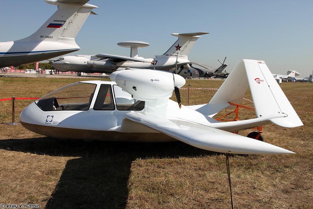 БПЛА Чирок (Chirok UAV)