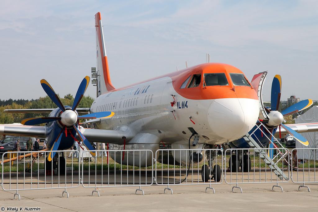 Ил-114ЛЛ (IL-114LL)