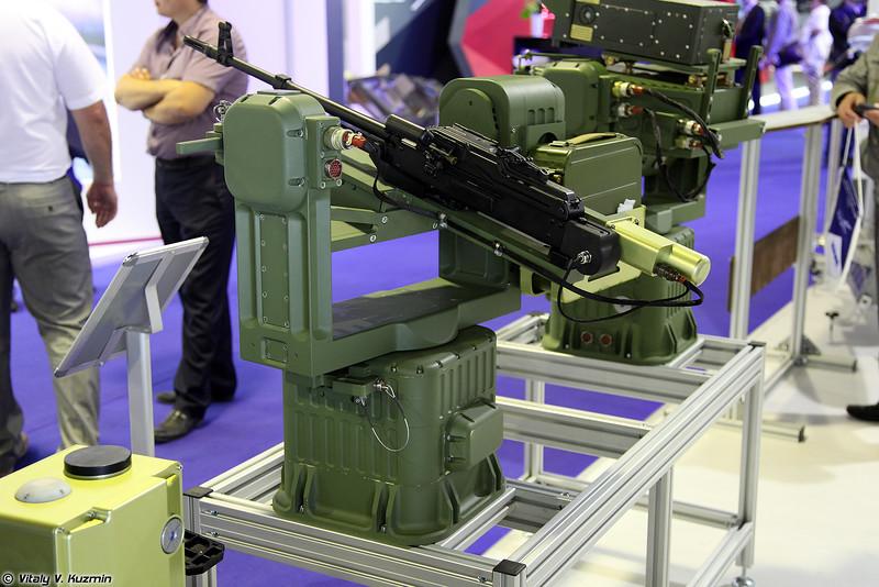 Опорно-поворотное устройство ОПУ-03 (OPU-3 turret)