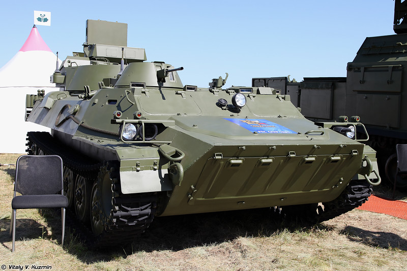 РЛС СНАР-10М1 (SNAR-10M1 radar)