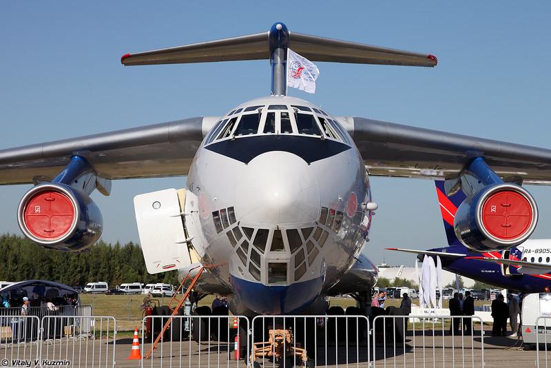 Ил-76МДК (IL-76MDK)