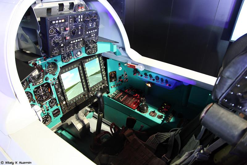 Тренажер МиГ-31БМ (MiG-31BM simulator)