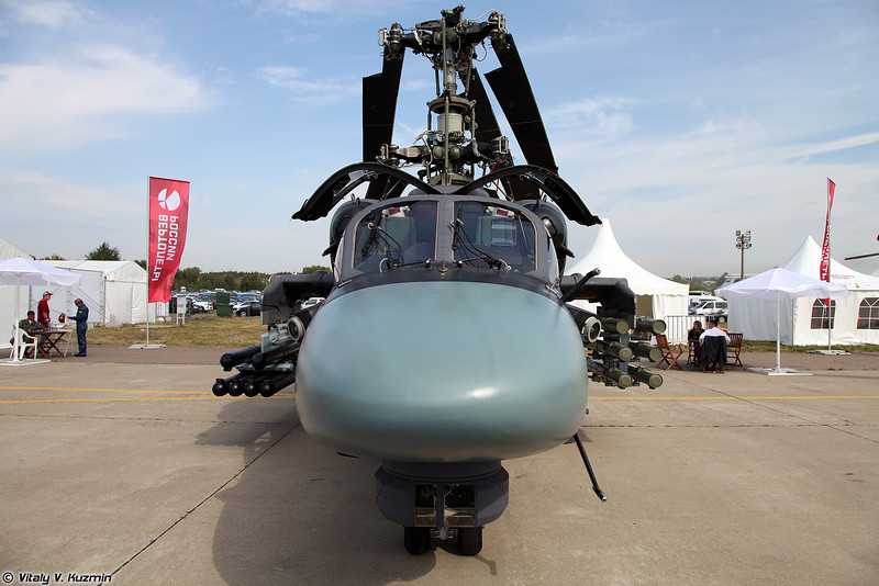 КА-52К (Ka-52K)
