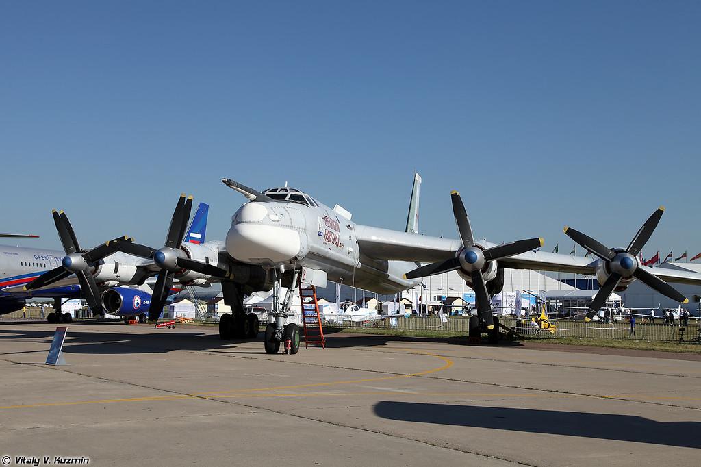 Ту-95МС (Tu-95MS)