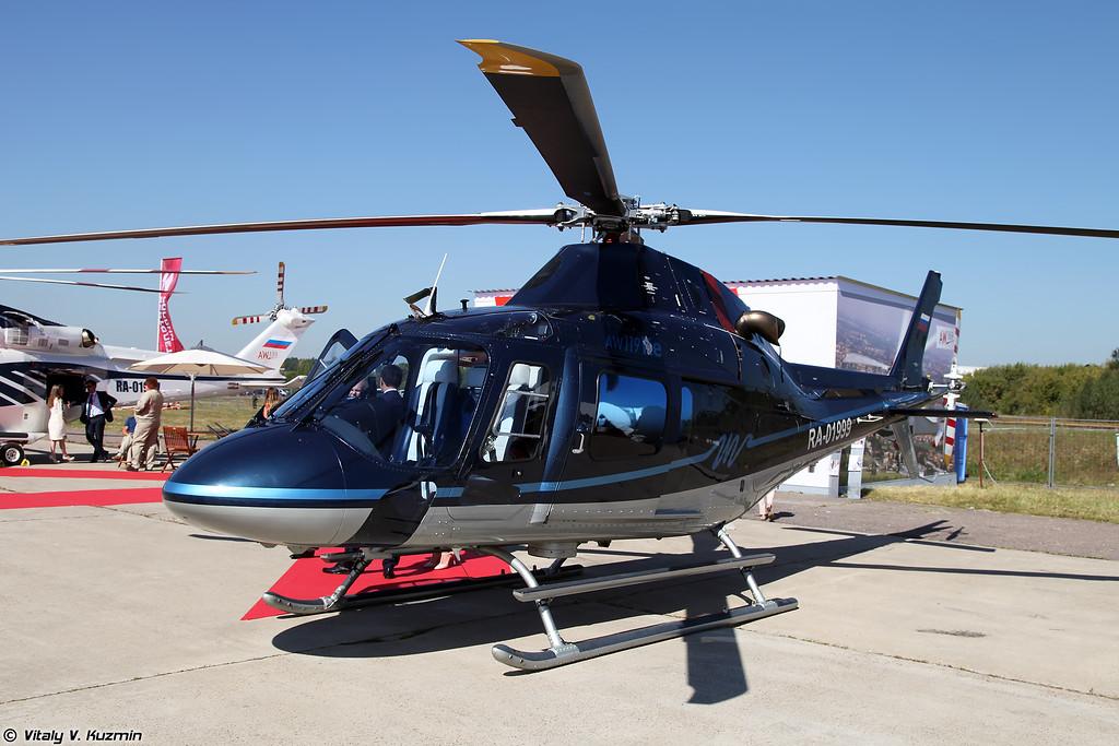 Agusta AW119Ke