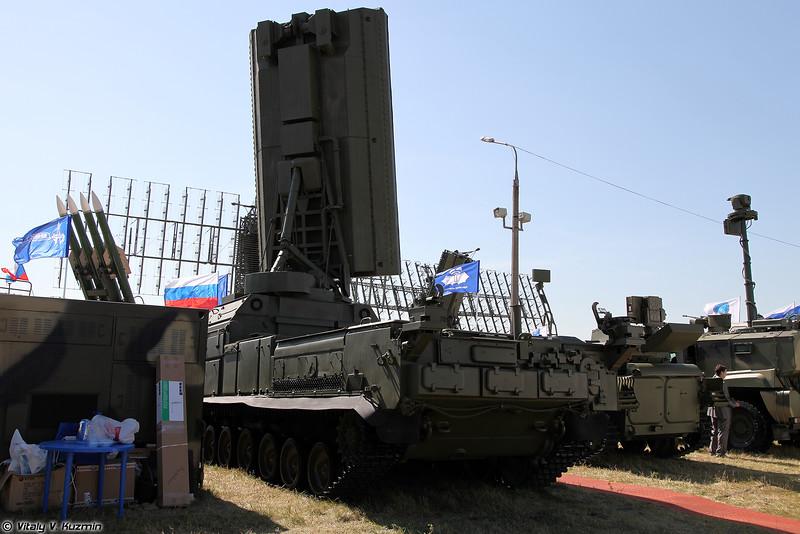 Радиолокационный комплекс разведки 1Л260-Е (1L260-E radar system)