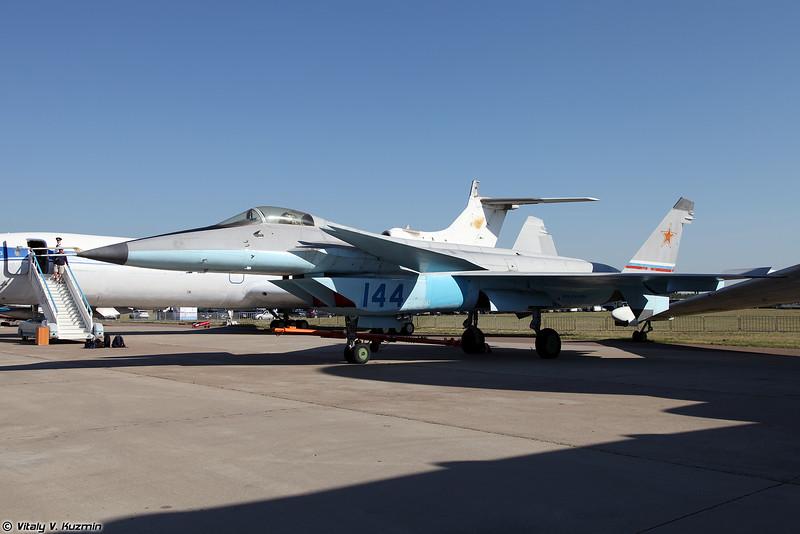 МиГ 1.44 МФИ (MiG 1.44 MFI)