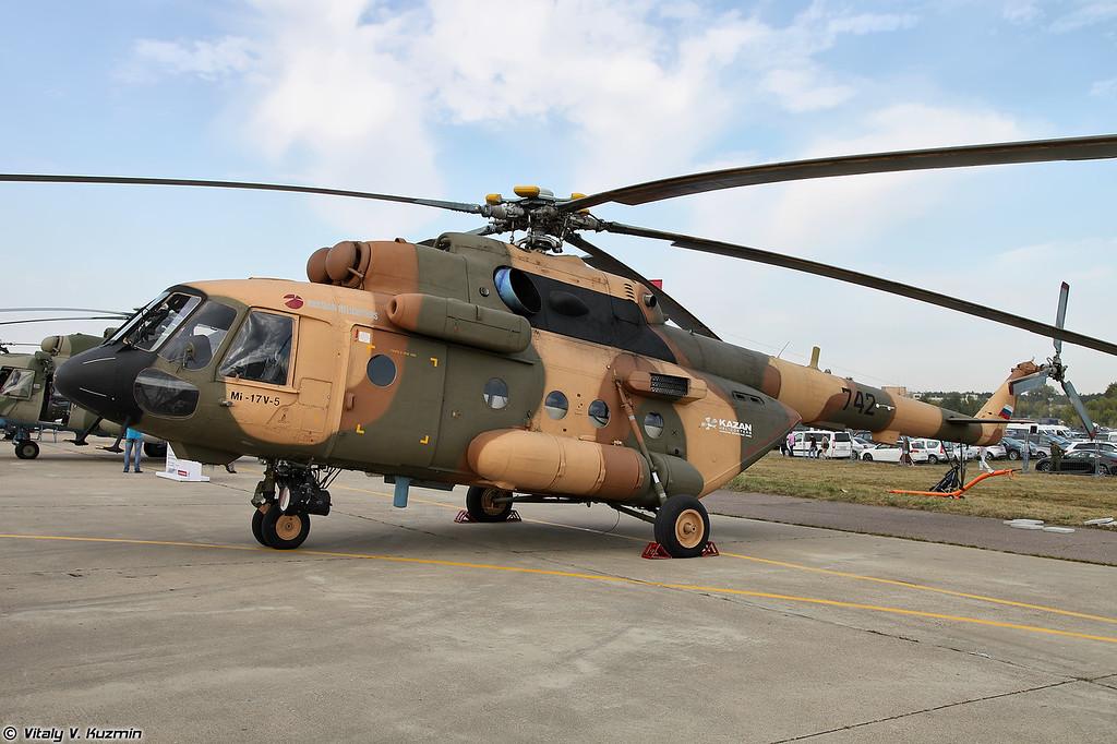 Ми-17В-5 (Mi-17V-5)
