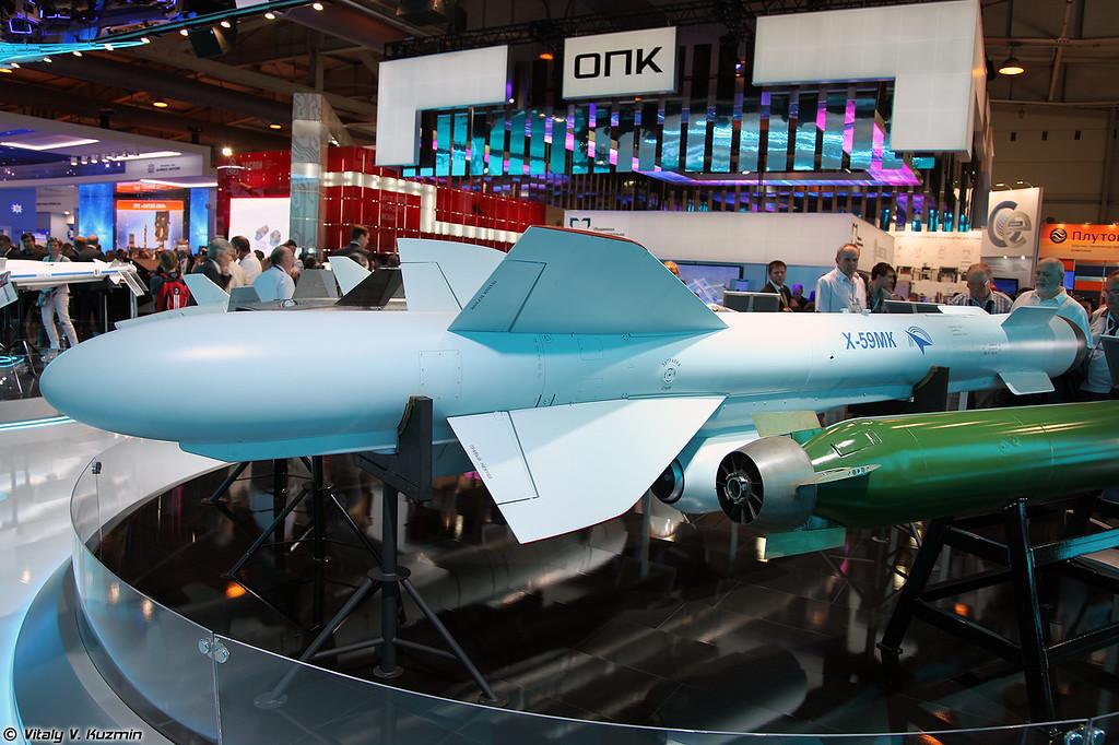 Ракета Х-59МК (Kh-59MK missile)