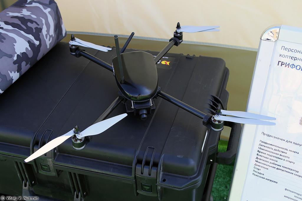 БПЛА Грифон-07 (Grifon-07 UAV)
