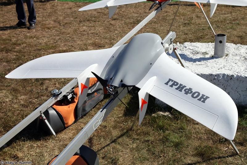 БПЛА Грифон-11 (Grifon-11 UAV)