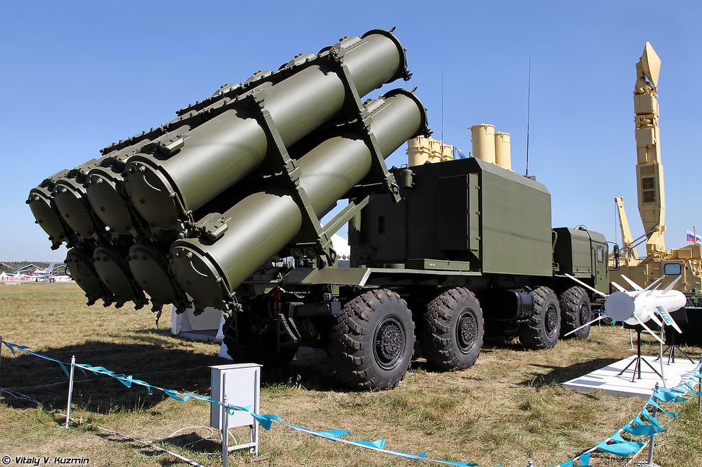 Береговой противокорабельный комплекс Бал-Э (Bal-E coastal missile system)