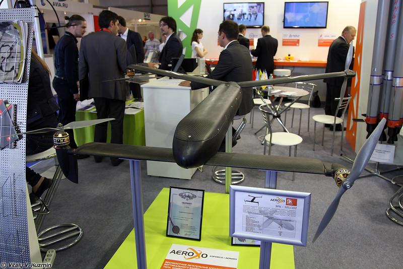 БПЛА Эра-101/102 (Era-101/102 UAV)