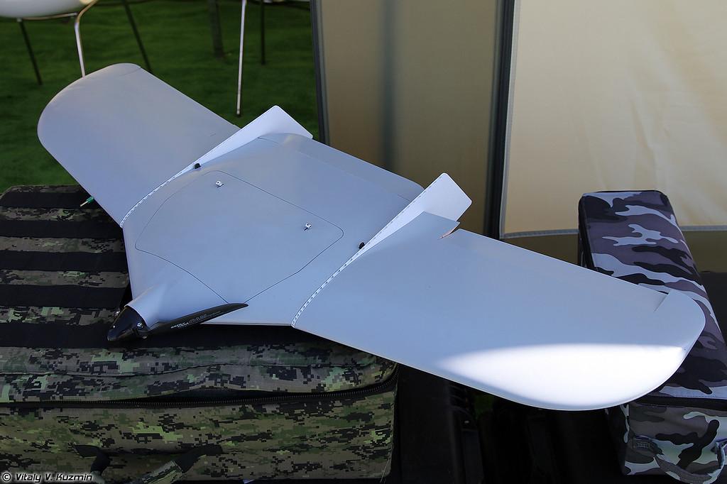 БПЛА Грифон-02 (Grifon-02 UAV)