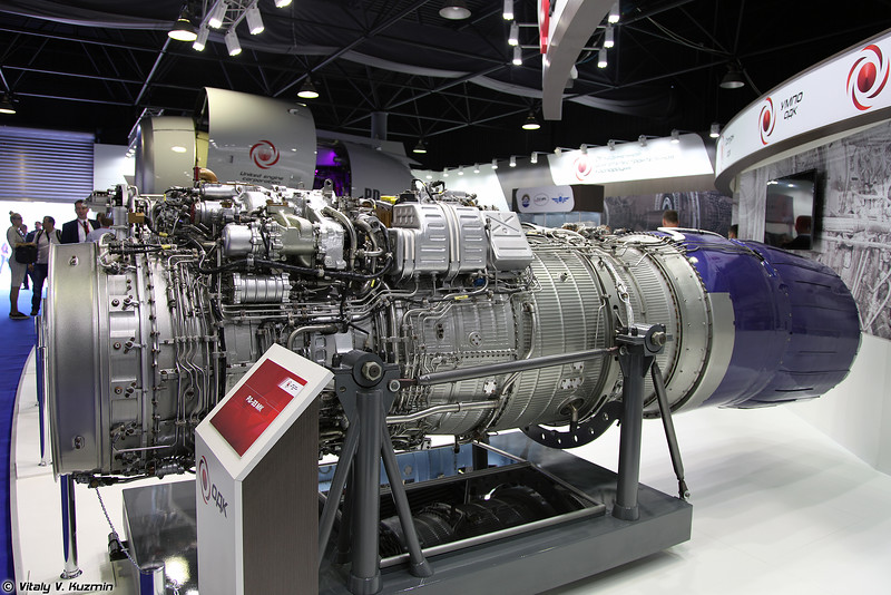 Турбореактивный двигатель РД-33МК (RD-33MK engine)