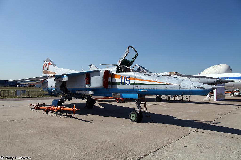 МиГ-27М (MiG-27M)